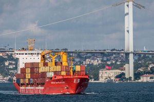 10 cựu đô đốc Thổ Nhĩ Kỳ bị bắt vì chống đối dự án kênh đào Istanbul