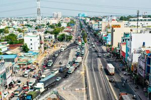 Cao tốc TP.HCM - Mộc Bài sẽ hoàn thành năm 2025