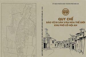 Phổ biến nội dung Quy chế bảo vệ Di sản Văn hóa thế giới Khu phố cổ Hội An