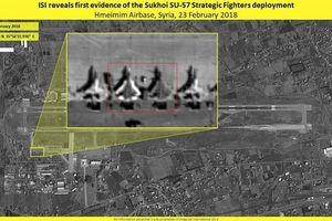 Chuyên gia Nga: Su-57 đã bịt mắt radar Mỹ, Thổ tại Syria