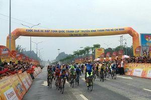 Giải đua xe đạp 'Non sông liền một dải - Niềm tin chiến thắng'