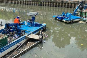 TP HCM: Cá chết hàng loạt đến bao giờ?