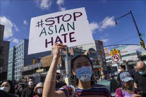 Tuần hành quy mô lớn kêu gọi bảo vệ người Mỹ gốc Á
