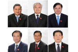 Chính thức miễn nhiệm 5 ủy viên UBTVQH và Tổng Kiểm toán Nhà nước