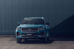 Geely Xingyue L 2021 của Trung Quốc có cửa 'đấu' Hyundai SantaFe?