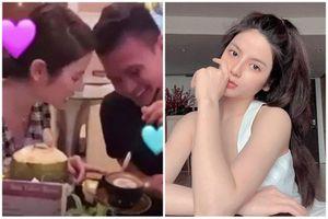 Lộ clip thân mật, 'bạn gái tin đồn' Quang Hải bị soi nhan sắc
