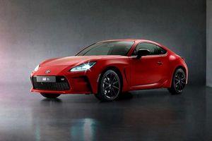 Toyota GR 86 2022 vén màn, động cơ mạnh, nội thất chất hơn