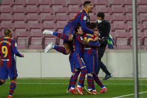Messi và đồng đội sẽ tự quyết ngôi vương ở La Liga