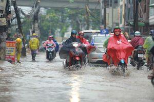 Hà Nội còn 11 điểm ngập úng khi có mưa lớn