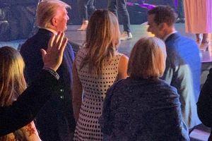 Vợ chồng ông Donald Trump cùng xuất hiện tại sự kiện sau 'tin đồn ly hôn'
