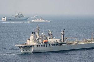 Bộ tứ tập trận chung với Pháp ở vịnh Bengal: Tín hiệu cứng rắn mang thông điệp đa chiều