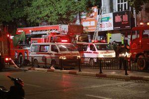 Liên tiếp nhiều vụ hỏa hoạn tang thương: 'Khóa' mình trong nhà không lối thoát