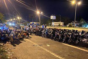 Cảnh sát toàn quốc mạnh tay với nạn đua xe trái phép