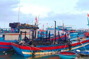 Tàu cá của ngư dân bốc cháy, thiệt hại gần 2 tỷ đồng