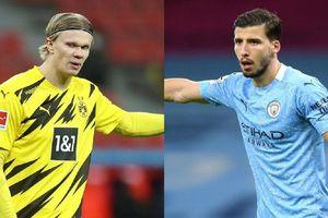 Ruben Dias – Haaland sẽ quyết định thành bại trận Man City – Dortmund