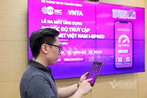 Ứng dụng đo tốc độ Internet Make in Vietnam nay đã có trên Android