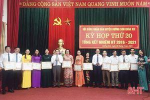 Ban hành 89 nghị quyết, HĐND Hương Sơn góp sức phát triển KT-XH địa phương