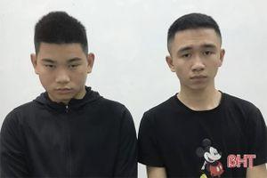 Khởi tố 2 đối tượng về tội cố ý gây thương tích ở Hương Khê