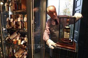 Diễn biến mới về mức thuế 25% mà EU và Anh áp đặt với rượu whisky của Mỹ