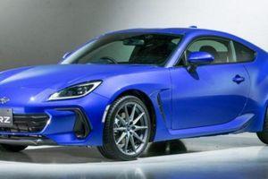 Subaru BRZ 2021 lộ diện với thiết kế cực chất