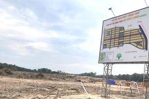 Bình Dương: Chủ đầu tư dự án An Phú Long Garden bị xử phạt vì xây dựng không phép