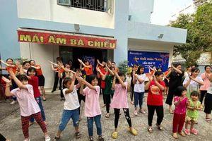 Khởi động chương trình Ngôi sao NFZH, khuyến khích trẻ ăn uống lành mạnh và chăm thể dục