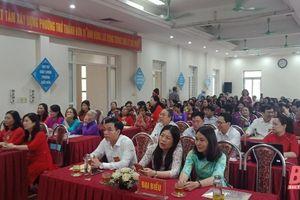 Đại hội đại biểu Hội LHPN phường Điện Biên, nhiệm kỳ 2021-2026