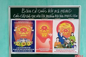 Phường Phú Sơn tích cực chuẩn bị công tác bầu cử đại biểu Quốc hội và HĐND các cấp, nhiệm kỳ 2021-2026