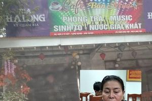 Chủ quán cà phê 'nuôi' dàn nữ nhân viên chuyên bán dâm cho khách