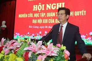 Đảng bộ Các cơ quan tỉnh Bắc Giang tổ chức nghiên cứu, quán triệt Nghị quyết Đại hội XIII của Đảng
