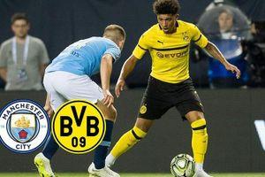 Manchester City - Borussia Dortmund: Trông chờ buổi tiệc đôi công
