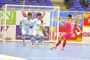 Vòng loại Giải futsal HDBank vô địch quốc gia: Không có bất ngờ