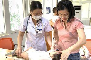 Hiệu quả trong phòng chống suy dinh dưỡng trẻ em