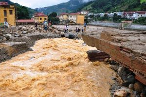 Cảnh báo lũ quét, sạt lở đất tại các tỉnh miền núi phía Bắc