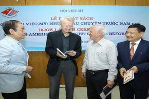 Hé lộ những câu chuyện thú vị về quan hệ Việt - Mỹ trước 1946 trong cuốn sách của Đại sứ Nguyễn Văn Huỳnh