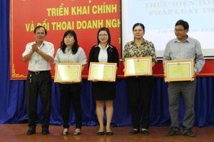 Tây Ninh: Thu nội địa quý I đạt hơn 39% dự toán