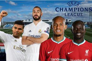Dự đoán kết quả, đội hình xuất phát trận Real Madrid - Liverpool