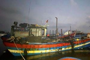 Cháy tàu cá ở Quảng Ngãi, thiệt hại gần 2 tỷ đồng