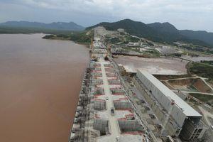 Đàm phán về đập thủy điện Phục Hưng ở Ethiopia không tiến triển