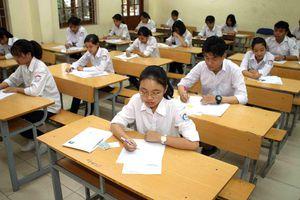 Đăng ký dự thi tốt nghiệp THPT: Thí sinh phải có thẻ căn cước công dân