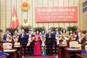 Hà Nội xác nhận kết quả bầu cử đối với 7 Giám đốc Sở