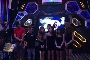 Quản lý quán karaoke New Way bán ma túy cho khách 'bay lắc' tại phòng hát