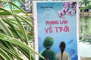 'Phong lan về trời', tập truyện của một nhà văn cao niên