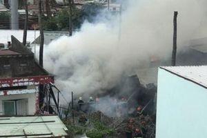 Cảnh báo cháy nổ do chập điện nhà dân