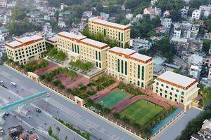 Quảng Ninh: Dành 'đất vàng' mở rộng Trường THPT Hòn Gai