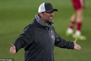 Klopp nói gì khi Liverpool 'phơi áo' trước Real Madrid?