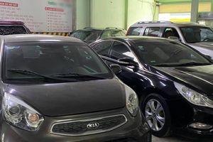 Đã giảm giá kích cầu, thị trường ô tô cũ vẫn trầm lắng