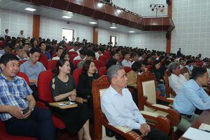 Bắc Giang tổ chức nghiên cứu, quán triệt Nghị quyết Đại hội XIII của Đảng