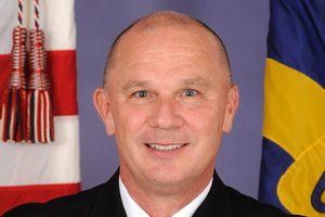 Chuẩn đô đốc của Hải quân Mỹ bị sa thải