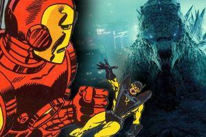 Liệu các siêu anh hùng Avengers có thể đánh bại Godzilla?